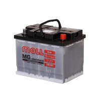 аккумулятор автомобильный Moll Standart 60 Аh L+ 60 Ач 550 А