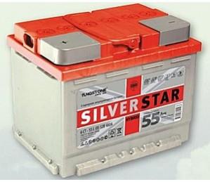 SILVERSTAR HYBRID 55 Ah L+