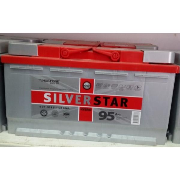 SILVERSTAR HYBRID 95 Ah L+