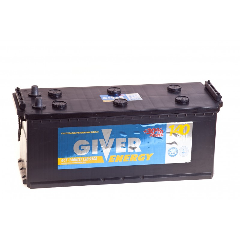 GIVER ENERGY 6СТ-140