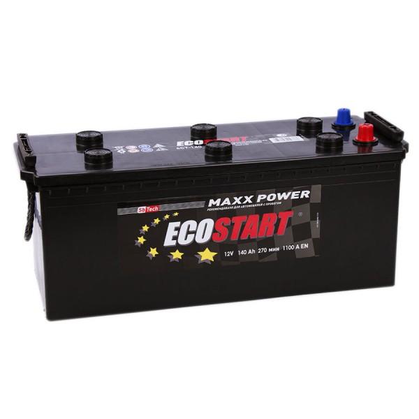 ECOSTART 140Ah 1100A (0)
