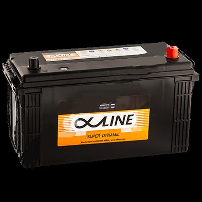 аккумулятор автомобильный ALPHALINE 115E41L 110Ah 900A