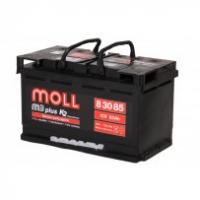 аккумулятор автомобильный Moll M3 Plus 85 R+ 85 Ач 750 А