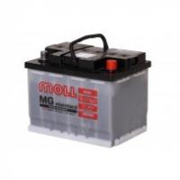 аккумулятор автомобильный Moll Standart 60 Аh R+ 60 Ач 550 А