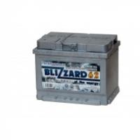 аккумулятор автомобильный Blizzard 62 Ah R+ 62 Ач 510 А