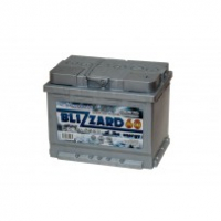 аккумулятор автомобильный Blizzard 60 Ah R+ 60 Ач 480 А