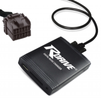 Hi-Fi MP3 адаптер RDrive (Ford 2*6 pin)