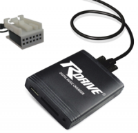 Hi-Fi MP3 адаптер RDrive (RD4 Peugeot/Citroen, 12-pin)
