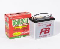 аккумулятор автомобильный FB SUPER NOVA 55B24L