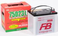 аккумулятор автомобильный FB SUPER NOVA FB 75D23L