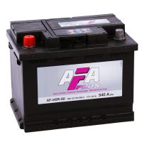 аккумулятор автомобильный AFA AF-H5R-60 L+ 60 Ач 540 А