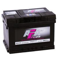 аккумулятор автомобильный AFA HS-N2 R+ 60 Ач 540 А