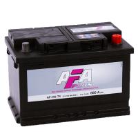 аккумулятор автомобильный AFA AF-H6-74 R+ 74 Ач 680 А