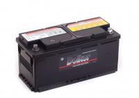 аккумулятор автомобильный DELKOR 6СТ-110 R+ 61038
