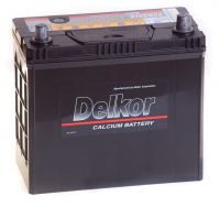Аккумулятор автомобильный DELKOR 6СТ-55 70B24LS