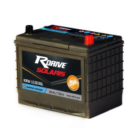 Аккумулятор RDrive SOLARIS  115D26L 85Ач R+