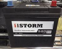 Аккумулятор  STORM ASIA 60Ач +R