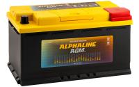 автомобильный аккумулятор ALPHALINE AGM START-STOP 95R