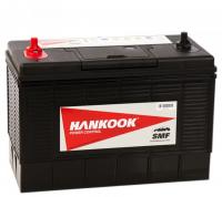 аккумулятор автомобильный HANKOOK 31S-1000 140Ah 1000A (USA тонкие кл.)