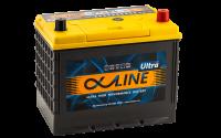 аккумулятор автомобильный ALPHALINE ULTRA 115D26L 88Ah 800A