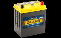 аккумулятор автомобильный ALPHALINE ULTRA 55B19L 50Ah 440A