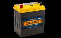 аккумулятор автомобильный ALPHALINE ULTRA 55B19R 50Ah 440A