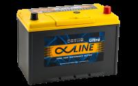 аккумулятор автомобильный ALPHALINE ULTRA 135D31L 105Ah 900A
