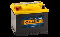 аккумулятор автомобильный ALPHALINE ULTRA 68L 68Ah 680A