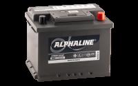 аккумулятор автомобильный ALPHALINE EFB Start-Stop 60R