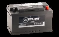 аккумулятор автомобильный ALPHALINE EFB Start-Stop 75SR