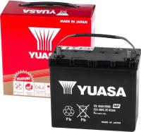 аккумулятор автомобильный YUASA 60B24L 45 Ач 495 А