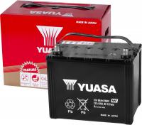 аккумулятор автомобильный YUASA 85D26R 69 Ач 615 А