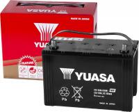 аккумулятор автомобильный YUASA 115D31R 90 Ач 810 А
