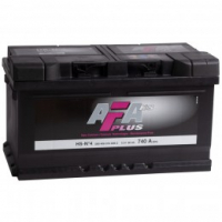 AFA HS-N2 80 Ah R+ 80Ач 740 А